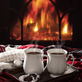 Hot Chocolate Drinks by Amanda Elwell