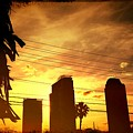 Hot Day On The Strip by Marisela Mungia