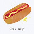 Hot Dog by Linda Woods
