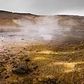 Hot Earth by Svetlana Sewell