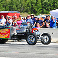 Hot Hot Rod by Mike Martin
