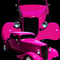Hot Pink 33  by Peter Piatt