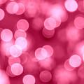 Hot Pink Bokeh by Spencer Studios