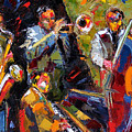 Hot Quartet by Debra Hurd