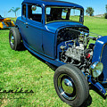 Hot Rod Blues by Customikes Fun Photography and Film Aka K Mikael Wallin