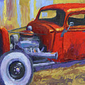 Hot Rod Chevy Truck by David King