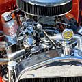 Hot Rod Engine 2 by Arthur Dodd