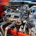 Hot Rod Engine 3 by Arthur Dodd