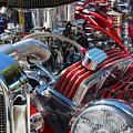 Hot Rod Engine by Arthur Dodd