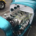 Hot Rod Engine Detail by MAG Autosport