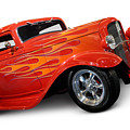 Hot Rod Ford Coupe 1932 by Oleksiy Maksymenko