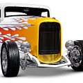 Hot Rod Ford Hi-boy Coupe 1932 by Oleksiy Maksymenko