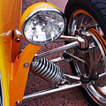 Hot Rod Headlight by Jill Reger