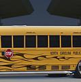 Hot Rod School Bus by Mike McGlothlen