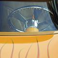 Hot Rod Steering Wheel 2 by Jill Reger