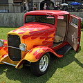 Hot Rod by Terry Anderson