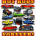 Hot Rods Forever by K Scott Teeters