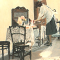 Hot Scones For Tea by Linda Crockett