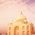 Hot Taj Mahal by Nila Newsom