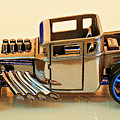 Hot Wheels Bone Shaker Hotwheels by Bruce Roker