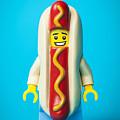 Hotdog Dude by Samuel Whitton