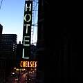 Hotel Chelsea by Xavier Wasp