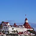 Hotel Del Coronado by Jo Mujica