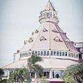 Hotel Del Coronado by Randy J Heath