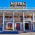 Hotel El Rancho by Robert Meyers-Lussier