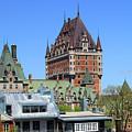 Hotel Fairmont Le Chateau Frontenac 6496 by Jack Schultz