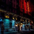Hotel Metro, Nyc by James Aiken