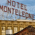 Hotel Monteleone - New Orleans by Bill Cannon