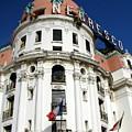 Hotel Negresco In Nice by Carla Parris