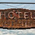 Hotel Pontotoc by Stephen Stookey