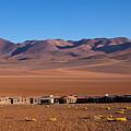 Hotel Tayka Del Desierto In Siloli Desert by Aivar Mikko
