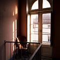 Hotel Window by Riccardo Mottola