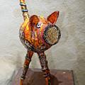 Hototo Kachina by Kitoo Wikitoo Calaudi