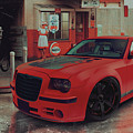 Hotred 300c by Norbert Gold