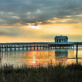 House At The End Of The Pier by Steven Ainsworth
