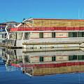 House Boats  by Wayne Reynolds