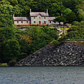 House By The Llyn Peris by Mickey At Rawshutterbug