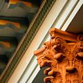 House Column by Jill Reger