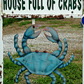 House  Full Of Crabs by Dan Albright