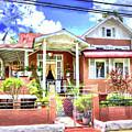 House In Curepe by Sharon Ann Sanowar