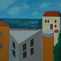 House In Jaffa  by Harris Gulko