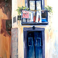 House In Lisbon by Paula Strother