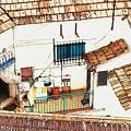 House In Santiago De La Ribera by Sarah Loft