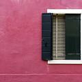 House Of Venice - Magenta by Sophia Pagan