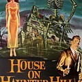 House On Haunted Hill 1958 by Mountain Dreams