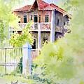 House On Jones Street by Sam Sidders